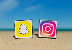 Novità Internet: Instagram supera Snapchat - Clickable