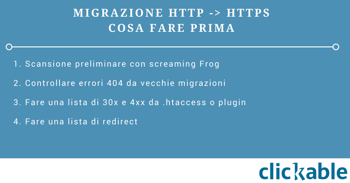 migrazione https