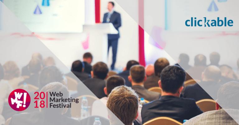 web marketing festival - interventi da non perdere