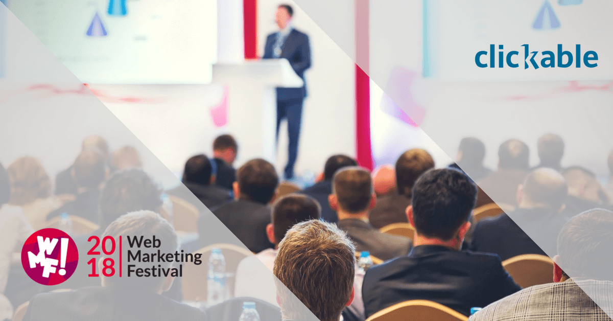 web marketing festival - interventi da non perdere