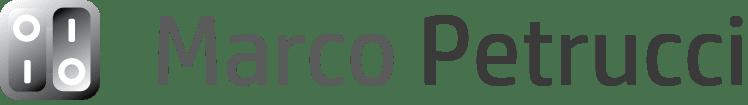 Logo Marco Petrucci Light Designer