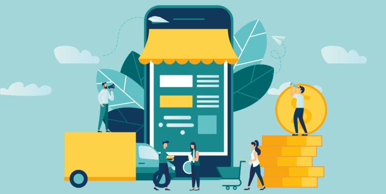 Come si scrive la scheda prodotto di un e-commerce - background