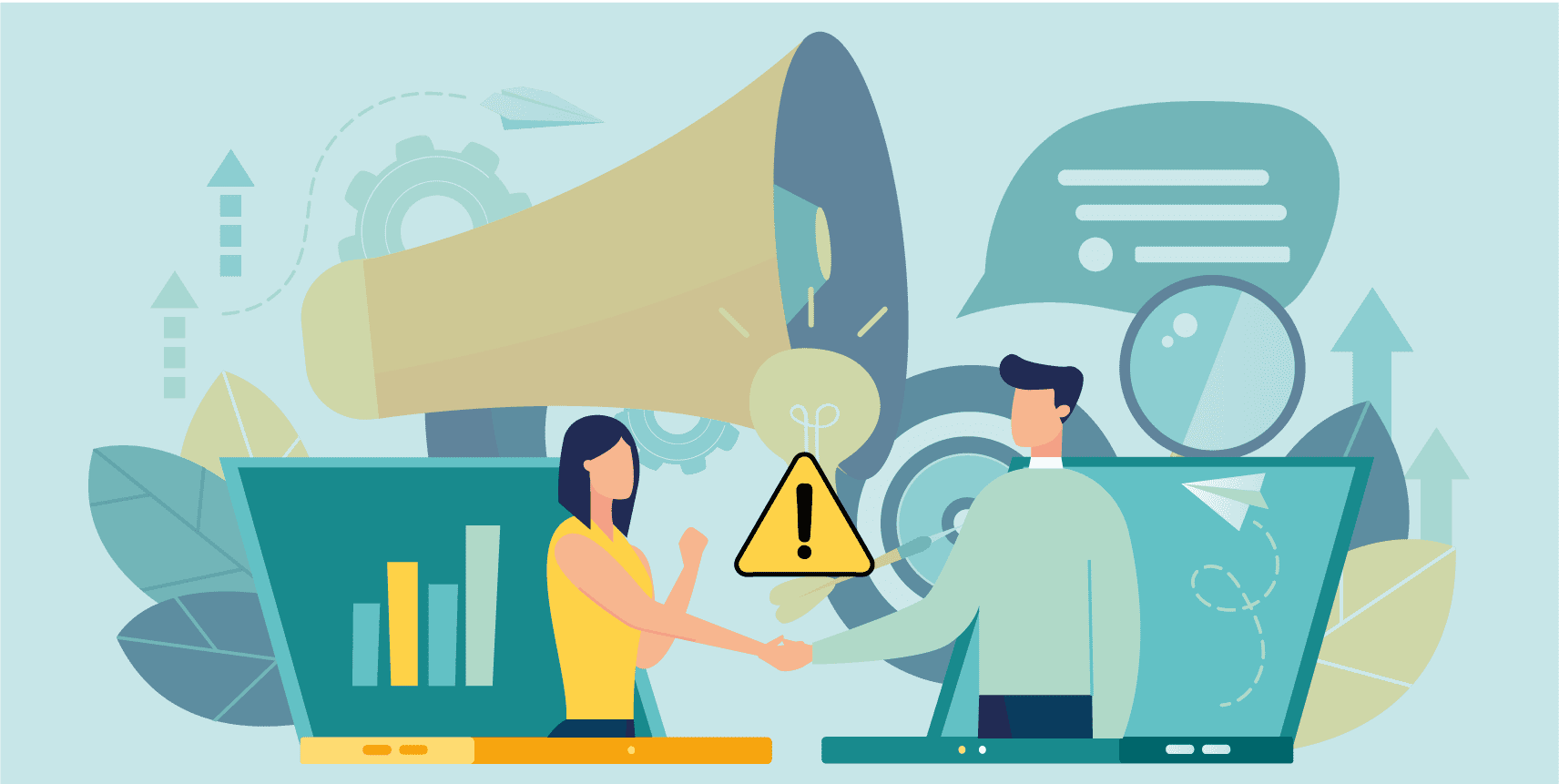 Google Ads e piccole aziende: attento a quello che paghi - background