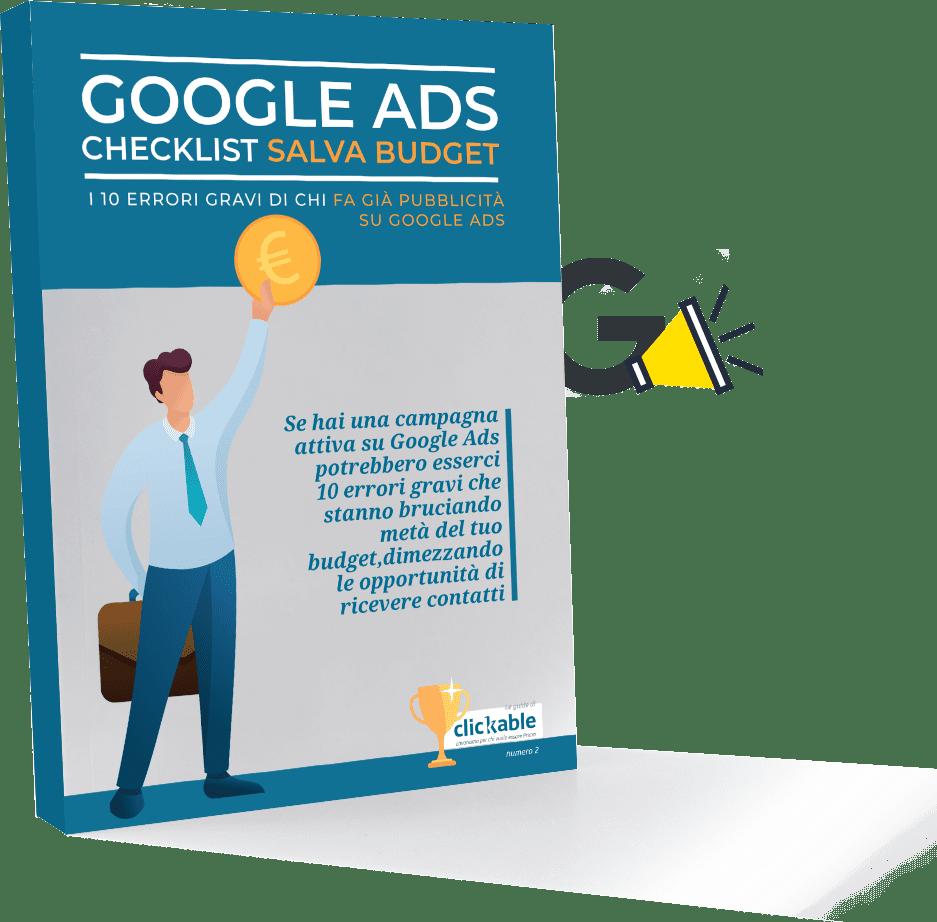 Checklist Google ADS