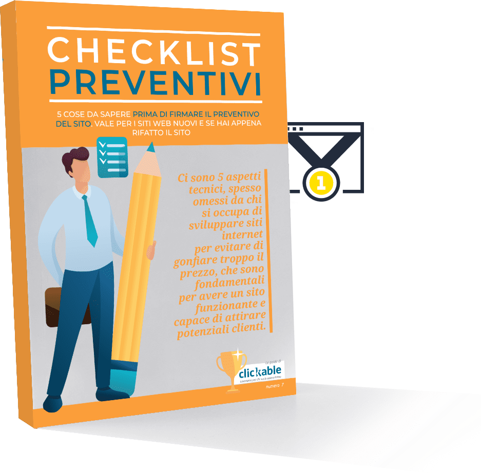 Checklist Preventivi Siti Internet