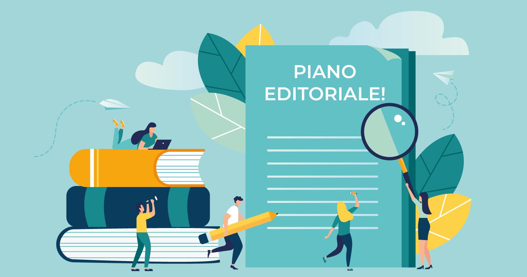 Come scrivere il piano editoriale per il Blog - Background