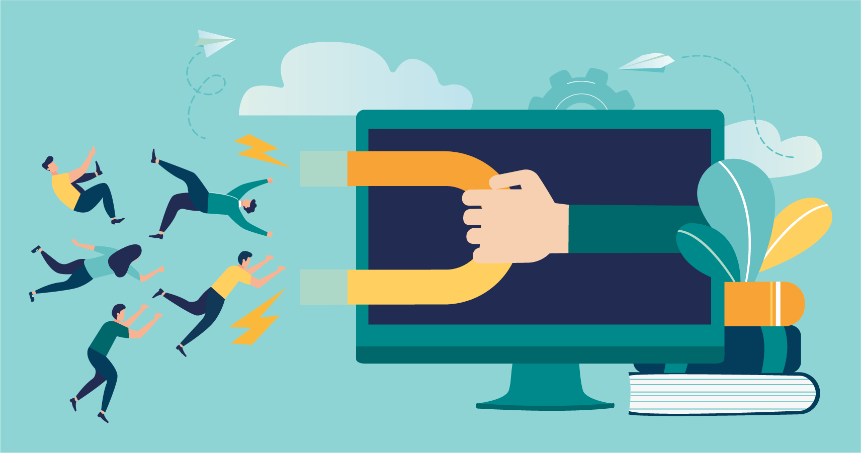 Sito internet hackerato - Background