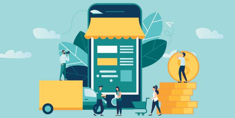 ECommerce competere con i big - Background