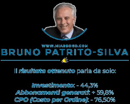 Testimonianza Bruno Patrito-Silva